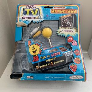 Other - Plug And Play Tv Games Ms Pac-Man